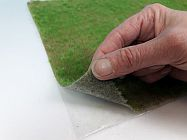 Removable meadow mats