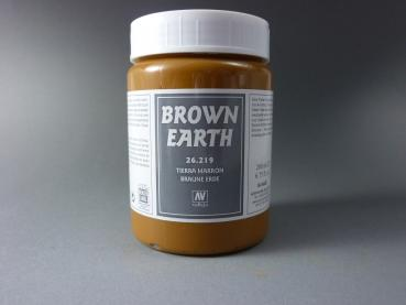 Vallejo Textur Brown Earth (200 ml)