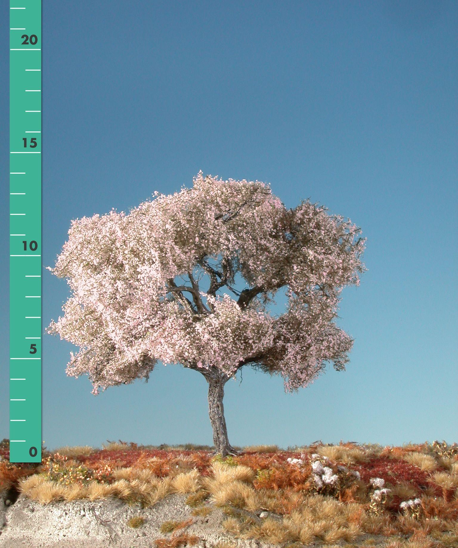 kirschbaum 1 87 rosa modellbaum miniaturmodelle b ume pflanzen belaubung filigranb sche. Black Bedroom Furniture Sets. Home Design Ideas